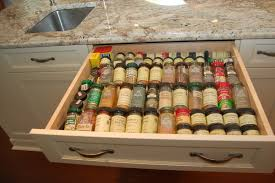 kitchen drawer storage ideas creative of diy spice drawer organizer and kitchen drawer