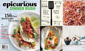 epicurious makes its newsstand debut with a gorgeous magazine