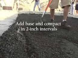 How To Install Pavers Patio Do It Yourself How To Install Walkways Patios And