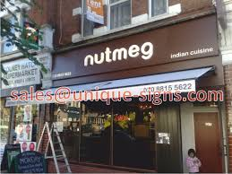 Sign Awning Shop Sign Makers Hertfordshire Illuminated Shop Signs Herts Led
