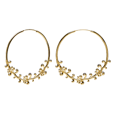 png gold earrings california gold earrings p d
