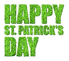 st patrick u0027s day banner transparent png stickpng