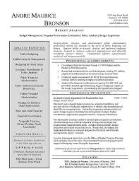 budget analyst resume example resume examples and budgeting
