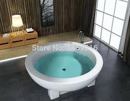Composite Bathtub Round Freestanding Tub U2013 Seoandcompany Co