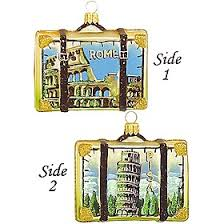 11 best tour of italy tree images on glass ornaments