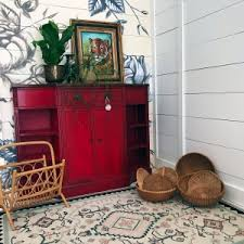 furniture design ideas featuring red general finishes design center