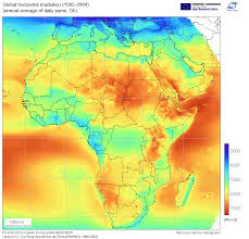 Map Of Egypt In Africa by Renewable Energy Resources Library Index Global Energy