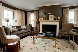 Brilliant Living Room Decor Fireplace Modernlivingroom - Living room with fireplace design