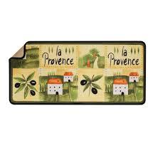 Cuisine Style Provencale Pas Cher by Tapis Cuisine Motif Provence Blancheporte