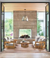 by combining rural and modern influences a structure near denver