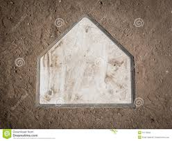 Home Plate by Home Plate Stock Photo Image 31713550
