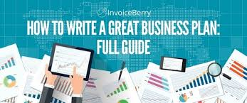 how to write a one page internet startup business plan updated 2017