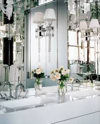 bathroom lighting mesmerizing crystal bathroom lights ideas