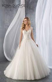 ronald joyce international wedding dresses and bridal gowns