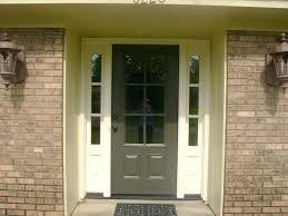 front doors dark color front door haddonfield project exterior