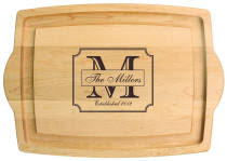 monogramed cutting boards jk farm 2014 hdl thumb jpg