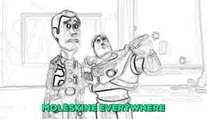 moleskine toy story limited edition series zanzebek blog
