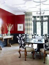 Neutral Dining Rooms 2017 Grasscloth Wallpaper Elegant Dining Rooms Traditional Home