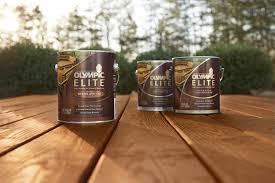 olympic elite deck paint deks decoration