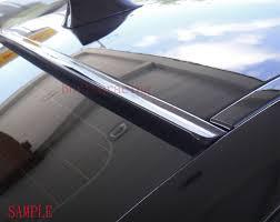 nissan altima 2016 negro pintado para 2016 2017 chevrolet camaro alerón posterior ventana