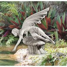 40 stunningly beautiful statues of fairies and for your
