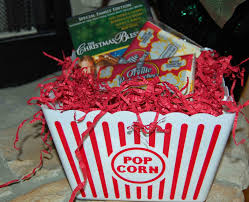 popcorn gift baskets gift basket