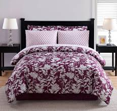 What Is A Bed Set Purple Bedding Sets Sears Colormate Complete Bed Set Blooms