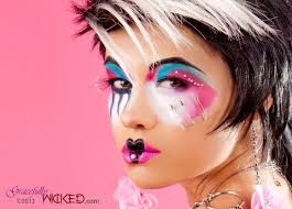 professional theatrical makeup 45 best avante garde theatrical makeup images on