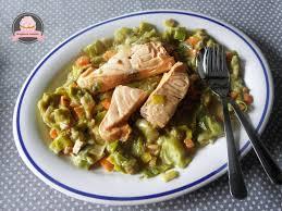 cuisine cookeo guiguine cuisine on saumon et poireaux au boursin au