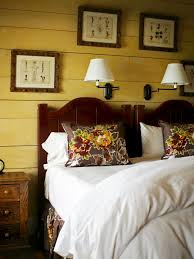 Bedrooms With Yellow Walls Behind The Color Yellow Hgtv