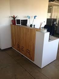 Uber Reception Desk Gallery