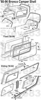 cer shell ford ranger best 25 cer shells ideas on diy vehicle storage