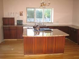old wood kitchen cabinets kitchen modern u shape kitchen decoration with brazilian cherry