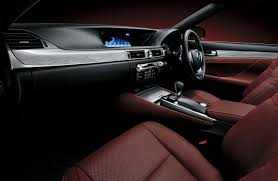 lexus gs 450h interior 2012 lexus gs 450h f sport interior pre production model shown