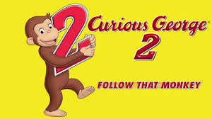 curious george a very monkey christmas youtube