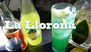 la llorona drink recipe thefndc com youtube