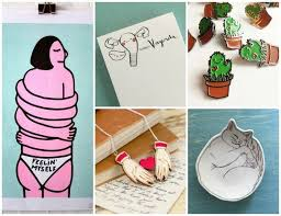 18 artsy adorable gift ideas from illustrators huffpost