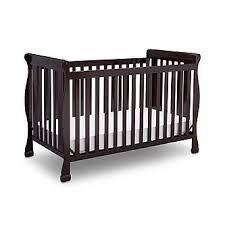 Black Convertible Crib Delta Children Riverside 4 In 1 Convertible Crib Chocolate