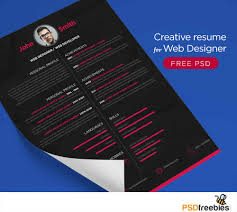 best free resume builder website free web resume templates free resume example and writing download free creative resume for web designer