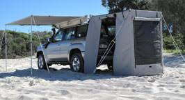 Retractable 4wd Awnings Polaris Innovations Awnings For Horse Floats Caravans 4wd 4x4