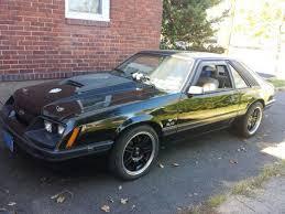 Mustang In Black 1985 Mustang Gt Hatchback 5 8 Liter In Black And Gray Interior