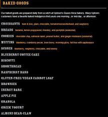 cuisine uptown expresso uptown espresso menu menu for uptown espresso seattle