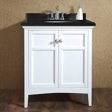 Elegant Bathroom Vanities by Lovely Small Bathroom Vanity Design With Unfinished Wooden Cabinet