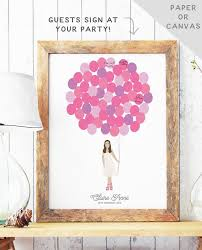 sweet 16 guest book best 25 birthday guest books ideas on drop box ideas