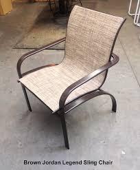 Vintage Brown Jordan Outdoor Furniture by Refurbished Outdoor Furniture Photos Los Angeles Encino Ca