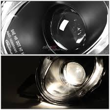 lexus sc300 black for 92 00 lexus sc300 sc400 z30 black high beam projector headlamp