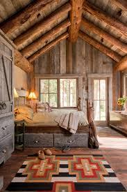 log cabin floors log cabin bedroom bedroom mediterranean with antique floors