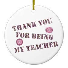 thank you for being there ornaments keepsake ornaments zazzle