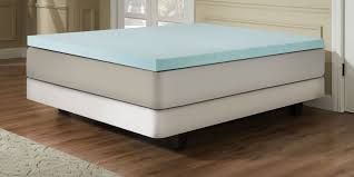 King Size Gel Memory Foam Mattress Topper Alwyn Home 3