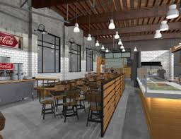 Fast Casual Restaurant Interior Design The Butchertown Market Fast Casual Vietnamese Restaurant Moving
